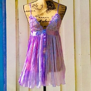 Victoria's Secret lavender babydoll